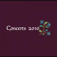 Concert Aquilegia 2010