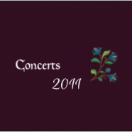 Concerts 2011