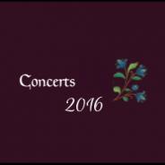 Concert 2016-2017